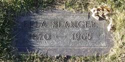 Ella Slanger