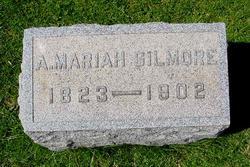 A. Mariah Gilmore