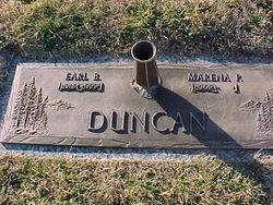 Earl Butler Duncan