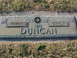 Ethel Clara <i>Jurgensmeyer</i> Duncan