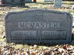 Robert Edward McMaster