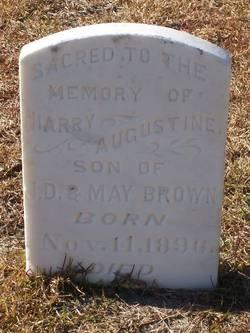 Harry Augustine Brown