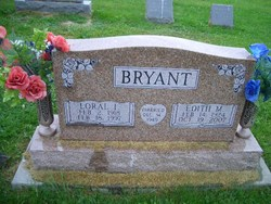 Edith M. <i>Logan</i> Bryant