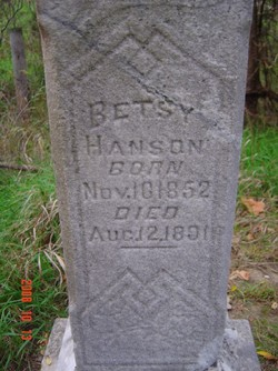 Betsy Hanson
