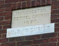 Manchester Bethel UB Church Cemetery