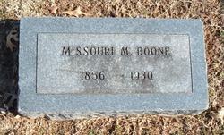 Missouri Melanie <i>Dorlaque</i> Boone