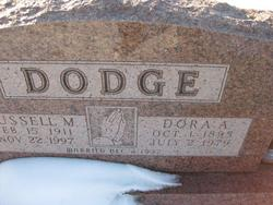 Dora A. <i>Green</i> Dodge
