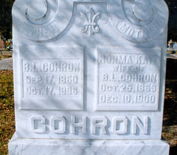 Norma Kate Cohron