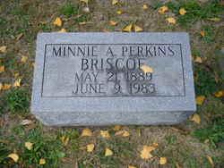 Minnie A <i>Perkins</i> Briscoe