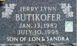 Jerry Lynn Butikofer