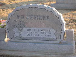 Walter L Bushnell