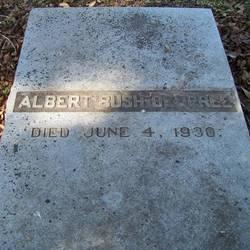 Dr Albert Bush Deupree