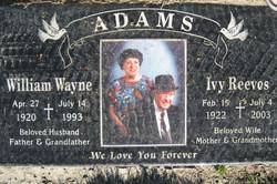 William Wayne Adams