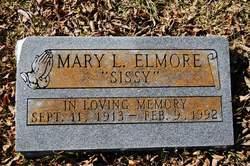 Mary (Sissy) L. Elmore