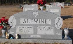 Frank Lamar Alewine