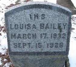 Louisa Bailey