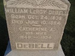 Catherine Amanda <i>Wire</i> DeBell