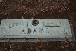 Hoyle J Adams