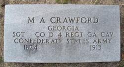Malcolm Alexander Crawford