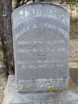 Mary Adeline <i>Lang</i> Crawford