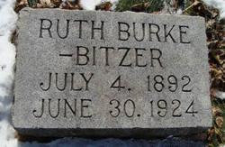 Ruth <i>Burke</i> Bitzer