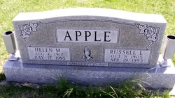 Russell L. Hap Apple