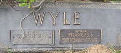 Clarence H Wyle