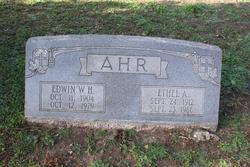 Ethel Adele <i>Tondre</i> Ahr