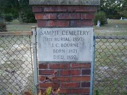Sampit United Methodist Cemetery
