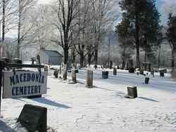 Macedonia Cemetery (Asylum Twp)