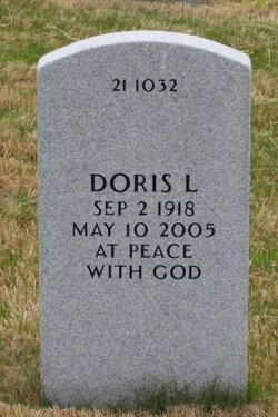Doris Louise <i>Tubbs</i> Baganz