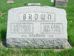 Kathryn <i>Christopher</i> Brown