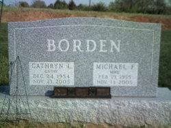 Cathryn Lee <i>Crow</i> Borden