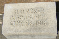 H. P. Acker