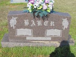 Ruth Mae <i>Webb</i> Baker