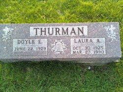 Laura Alice <i>Brunson</i> Thurman