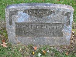 Minnie Belle <i>McCreedy</i> Bodimer
