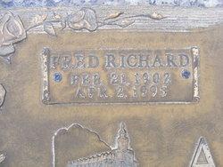 Fred Richard Allen
