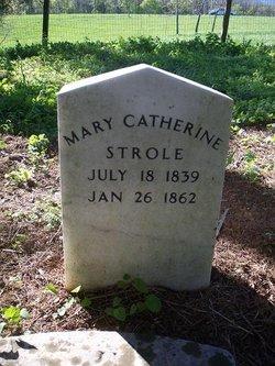Mary Catherine <i>Summers</i> Strole