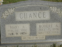 Robert Andrew Chance