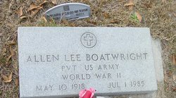 Allen Lee Boatwright