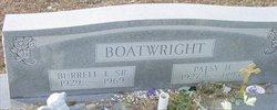 Burrell Lester Boatwright, Sr