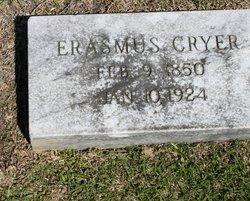 Erasmies Cryer