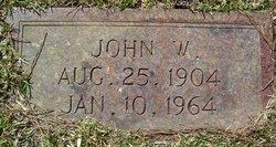 John W Ashmore