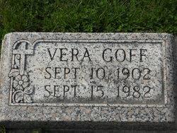 Vera Goff