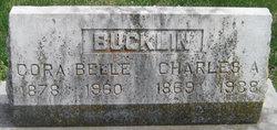 Cora Belle <i>Rorabaugh</i> Bucklin
