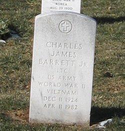 Charles James Barrett, Jr
