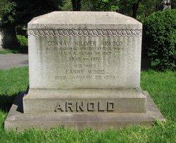 Fanny <i>Wood</i> Arnold