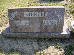 Bertha C. Kienzle