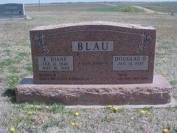 Esther Diane <i>Barngrover</i> Blau